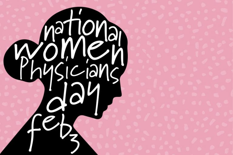 Save the Date! National Women Physician's Day!